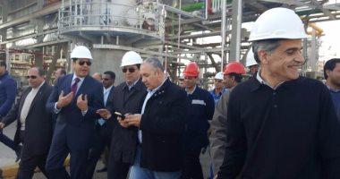 وزير البترول: معمل  تكرير أسيوط سيكون قلعة لإنتاج الغاز وسيغطى الصعيد