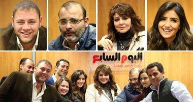 صناع آخر ديك فى مصر لـ اليوم السابع الفيلم ينتصر للمرأة