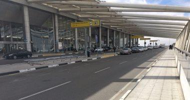 مطار القاهرة يستقبل الوفود المشاركة فى مؤتمر الشؤون الإسلامية
