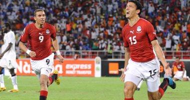 """قصة هدف.. """"جدو"""" ينقذ المنتخب أمام غانا ويقود الفراعنة لتحقيق إنجاز تاريخي"""