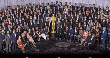 شاهد المرشحين لجوائز الأوسكار 2017 فى صورة واحدة