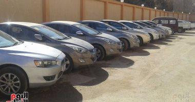 إحالة عاطل للمحاكمة بتهمة سرقة بطاريات السيارات فى الزيتون