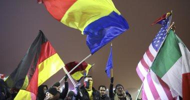 الرئيس الرومانى يقترح استقالة الحكومة وسط استمرار التظاهرات