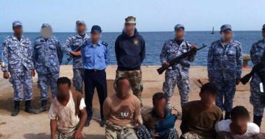 القوات المسلحة تحبط محاولة تهريب 103 كيلو هيروين عن طريق البحر