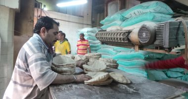 ضبط 5 مخابز تنتج خبز مخالف للمواصفات وتهرب دقيق مدعم بالبحيرة