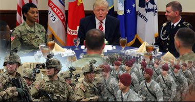 أسوشيتدبرس:أمريكا تدرس نشر الحرس الوطنى لضبط المهاجرين.. وإدارة ترامب تنفى