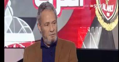 فاروق الفيشاوى: الفن وكرة القدم متشابهان.. والتعصب يفقد المشجع المتعة