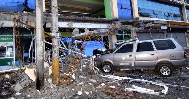 إصابة 25 شخصًا فى زلزال جنوبى الفلبين -