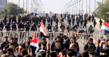 إطلاق سراح المعتقلين في تظاهرات البصرة بالعراق