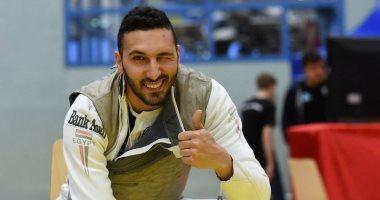 علاء أبو القاسم يتأهل لدور 32 لبطولة الجائزة الكبرى لسلاح الشيش