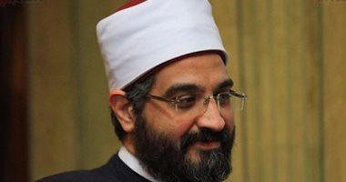 الدكتورعمرو الوردانى، مدير إدارة التدريب، وأمين الفتوى بدار الافتاء