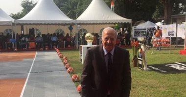 جلسة لأمين صندوق الأفريقى للسلة مع وزير الرياضة لبحث أزمة نقل المقر من مصر