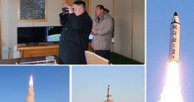 البنتاجون: كوريا الشمالية أطلقت صاروخ عابر للقارات قطع مسافة ألف كيلومتر