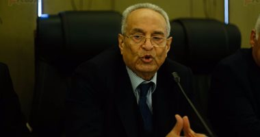 """""""أبو شقة"""" يعلق على تأخر إدراج """"الهيئة الوطنية للانتخابات"""" بالجلسة العامة"""