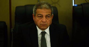 وزير الرياضة يشهد اليوبيل الذهبى للاتحاد الرياضى للشركات