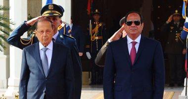 وزير الاتصالات اللبنانى يؤكد أهمية العلاقات الاقتصادية بين بلاده ومصر