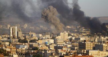 مقاتلات التحالف العربى تستهدف مواقع عسكرية للحوثيين بالعاصمة اليمنية صنعاء