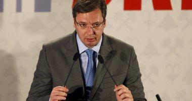 الرئيس الصربى: لا يمكن حل أزمة كوسوفو بدون الولايات المتحدة وروسيا