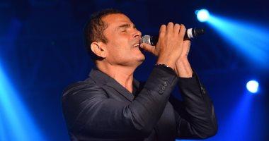 """""""ناى"""" تحتفل بإصدار ألبوم عمرو دياب غدا فى سيتى ستارز"""
