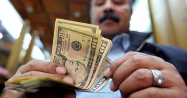 الدولار يفقد 16 قرشاً بالبنك المركزى خلال أسبوع.. ويصل إلى 16.83 للشراء -