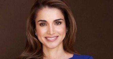 الملكة رانيا الأجمل فى النساء الملكيات على قيد الحياة