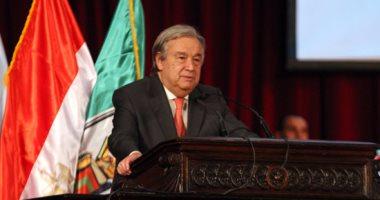 الأمين العام للأمم المتحدة يدعو الجزائر لمواصلة تعزيز الديمقراطية