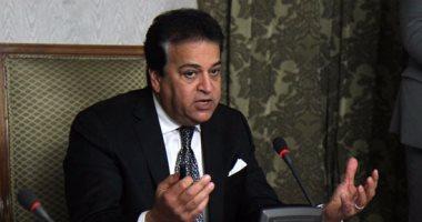 وزير التعليم العالى: إصلاح التعليم وتطويره قضية قومية ونسعى لتحسين جودته