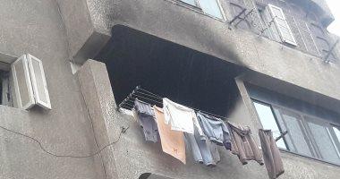 السيطرة على حريق شب داخل شقة سكنية فى فيصل دون إصابات