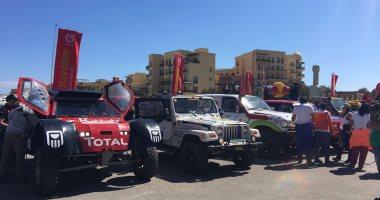 """فريق """"رحالة"""" لسباق السيارات يقيم فعاليات مبادرة مشروع """"فورميلا الطلاب"""""""