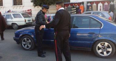 تعرف على حالات سحب رخص السيارات أثناء القيادة بقانون المرور