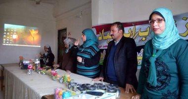 المجمع الإعلامى بالإسماعيلية يختم أسبوع ثقافة القرية بالسبع أبار الغربية