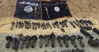 الجيش الثالث: مقتل 3 تكفيريين وضبط 3 وتدمير مخازن سلاح بجبل الحلال فى يومين