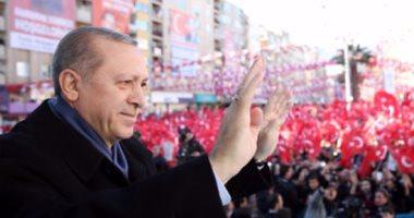 بالصور .. أردوغان يطلق حملته لتعديل الدستورى التركى لتوسيع صلاحياته