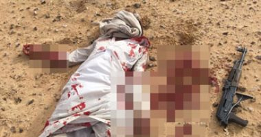 مقتل 7 عناصر تكفيرية فى حملات أمنية على بؤر إرهابية بشمال سيناء