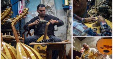 صناعة العود .. لمحة من العراقة والتاريخ
