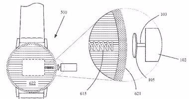 """""""أبل"""" تحصل على براءة اختراع لساعة ذكية تعمل بالشحن الآلى"""