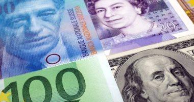 أسعار العملات اليوم الاثنين 30-7-2018 وارتفاع اليورو والاسترلينى 201702190329552955