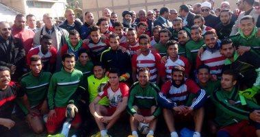 شاهد.. بلدية المحلة يطلب ضم لاعبين عن طريق فيس بوك
