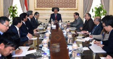 رئيس الوزراء لشركة  تويوتا : مصر مهتمة بجذب الاستثمارات الأجنبية -
