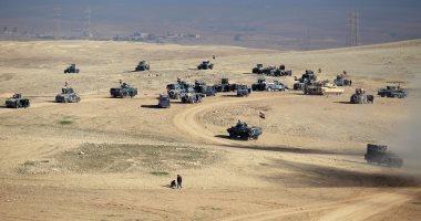 مسئول عسكرى عراقى: 60 ألف جندى يشاركون فى معركة تحرير غرب الموصل
