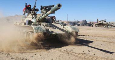 تنظيم داعش يعلن مسئوليته عن هجوم انتحارى استهدف قوات عراقية خارج كربلاء
