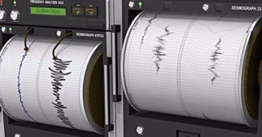 زلزال بقوة 3.8 ريختر على مسافة 5 كيلومتر جنوب الزعفرانة بخليج السويس دون خسائر