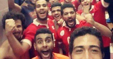منتخب شباب 98 لليد يهزم الأهلى 96