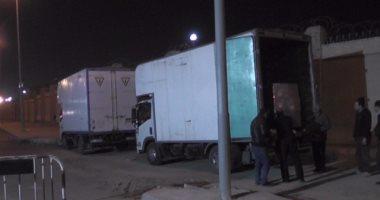 ضبط شحنة أدوية أمراض مزمنة بمطار القاهرة قبل تهريبها إلى تركيا