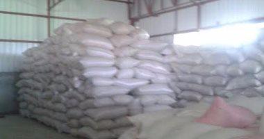 ضبط 5 طن أرز مجهول المصدر وتحرير 67 قضية تموينية فى حملة بالمنوفية