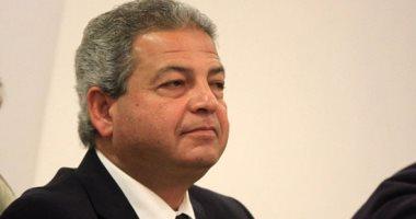 عبد العزيز يستعرض ملاح القانون الجديد مع مديرى مديريات الشباب والرياضة