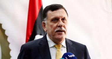 """""""السراج"""" يتسلم أوراق اعتماد سفيرى بلجيكا والسويد الجديدين لدى ليبيا"""
