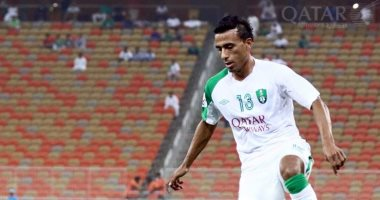 """تغريم أهلي """"عبد الشافى"""" 225 ألف ريال بسبب شغب جماهيره"""