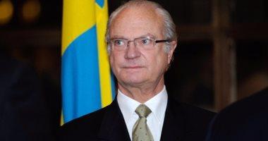ملك السويد وقرينته يصلان الهند فى زيارة تستغرق خمسة أيام