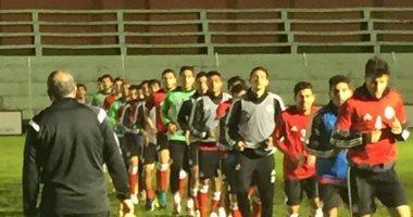 تأخر إعداد الغرف أول أزمات منتخب الشباب فى بطولة أفريقيا